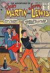 Cover for The Adventures of Dean Martin & Jerry Lewis (DC, 1952 series) #21