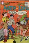 Cover for The Adventures of Dean Martin & Jerry Lewis (DC, 1952 series) #25