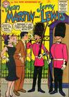 Cover for The Adventures of Dean Martin & Jerry Lewis (DC, 1952 series) #27