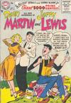 Cover for The Adventures of Dean Martin & Jerry Lewis (DC, 1952 series) #32