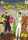 Cover for The Adventures of Dean Martin & Jerry Lewis (DC, 1952 series) #34