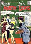 Cover for The Adventures of Dean Martin & Jerry Lewis (DC, 1952 series) #35
