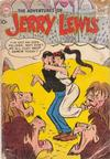 Cover for The Adventures of Jerry Lewis (DC, 1957 series) #54