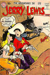 Cover for The Adventures of Jerry Lewis (DC, 1957 series) #58