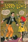 Cover for The Adventures of Jerry Lewis (DC, 1957 series) #73