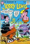 Cover for The Adventures of Jerry Lewis (DC, 1957 series) #81