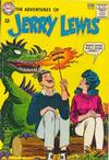 Cover for The Adventures of Jerry Lewis (DC, 1957 series) #82