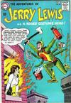 Cover for The Adventures of Jerry Lewis (DC, 1957 series) #84