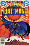 Cover Thumbnail for Batman Annual (1961 series) #8 [Newsstand]