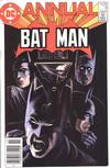 Cover for Batman Annual (DC, 1961 series) #9 [Newsstand]