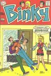 Cover for Binky (DC, 1970 series) #72