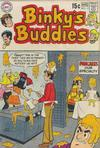 Cover for Binky's Buddies (DC, 1969 series) #10