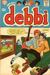 Cover for Date with Debbi (DC, 1969 series) #1
