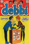 Cover for Date with Debbi (DC, 1969 series) #2