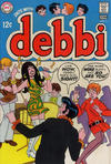 Cover for Date with Debbi (DC, 1969 series) #3