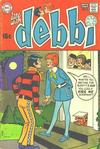 Cover for Date with Debbi (DC, 1969 series) #8