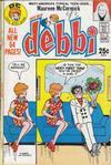 Cover for Date with Debbi (DC, 1969 series) #16
