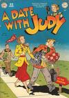 Cover for A Date with Judy (DC, 1947 series) #14