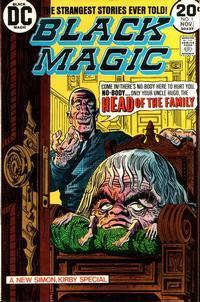 Cover Thumbnail for Black Magic (DC, 1973 series) #1
