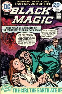 Cover Thumbnail for Black Magic (DC, 1973 series) #4