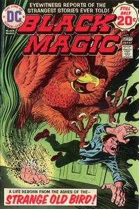 Cover Thumbnail for Black Magic (DC, 1973 series) #5