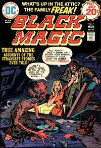 Cover for Black Magic (DC, 1973 series) #7