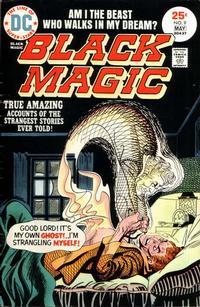 Cover Thumbnail for Black Magic (DC, 1973 series) #9