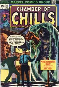 Cover Thumbnail for Chamber of Chills (Marvel, 1972 series) #10