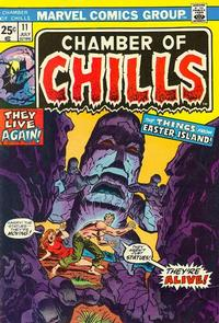 Cover Thumbnail for Chamber of Chills (Marvel, 1972 series) #11
