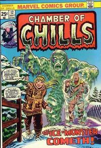 Cover Thumbnail for Chamber of Chills (Marvel, 1972 series) #12