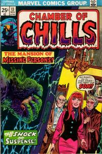 Cover Thumbnail for Chamber of Chills (Marvel, 1972 series) #13