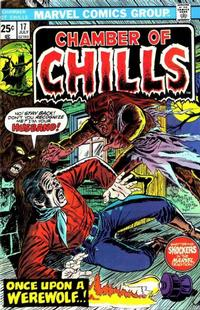 Cover Thumbnail for Chamber of Chills (Marvel, 1972 series) #17