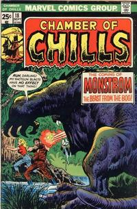Cover Thumbnail for Chamber of Chills (Marvel, 1972 series) #18