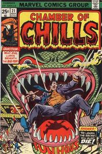 Cover Thumbnail for Chamber of Chills (Marvel, 1972 series) #21