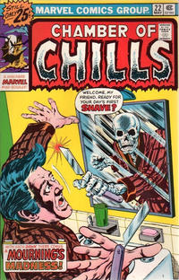 Cover Thumbnail for Chamber of Chills (Marvel, 1972 series) #22