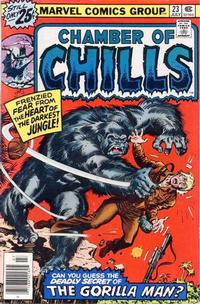 Cover Thumbnail for Chamber of Chills (Marvel, 1972 series) #23
