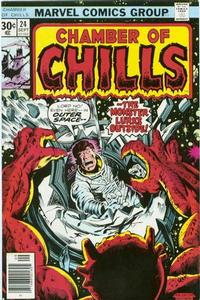 Cover Thumbnail for Chamber of Chills (Marvel, 1972 series) #24
