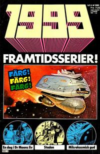 Cover Thumbnail for 1999 (Semic, 1980 series) #4/80