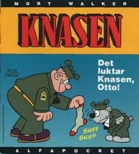 Cover Thumbnail for Alfa-pocket (Semic, 1993 series) #1994, Knasen