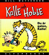 Cover Thumbnail for Alfa-pocket (Semic, 1993 series) #1995, Kalle och Hobbe