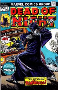 Cover Thumbnail for Dead of Night (Marvel, 1973 series) #9
