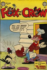 Cover Thumbnail for The Fox and the Crow (DC, 1951 series) #6
