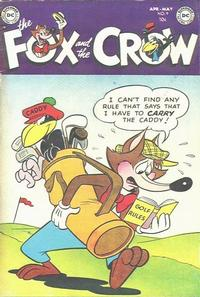 Cover Thumbnail for The Fox and the Crow (DC, 1951 series) #9