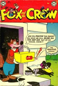Cover Thumbnail for The Fox and the Crow (DC, 1951 series) #14