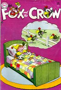 Cover Thumbnail for The Fox and the Crow (DC, 1951 series) #22