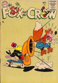 Cover Thumbnail for The Fox and the Crow (DC, 1951 series) #23