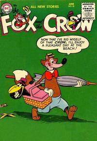 Cover Thumbnail for The Fox and the Crow (DC, 1951 series) #25