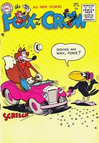 Cover Thumbnail for The Fox and the Crow (DC, 1951 series) #28