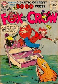 Cover Thumbnail for The Fox and the Crow (DC, 1951 series) #34
