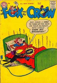 Cover Thumbnail for The Fox and the Crow (DC, 1951 series) #39